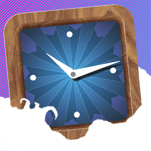 Clock Cloud (AppStore Link)