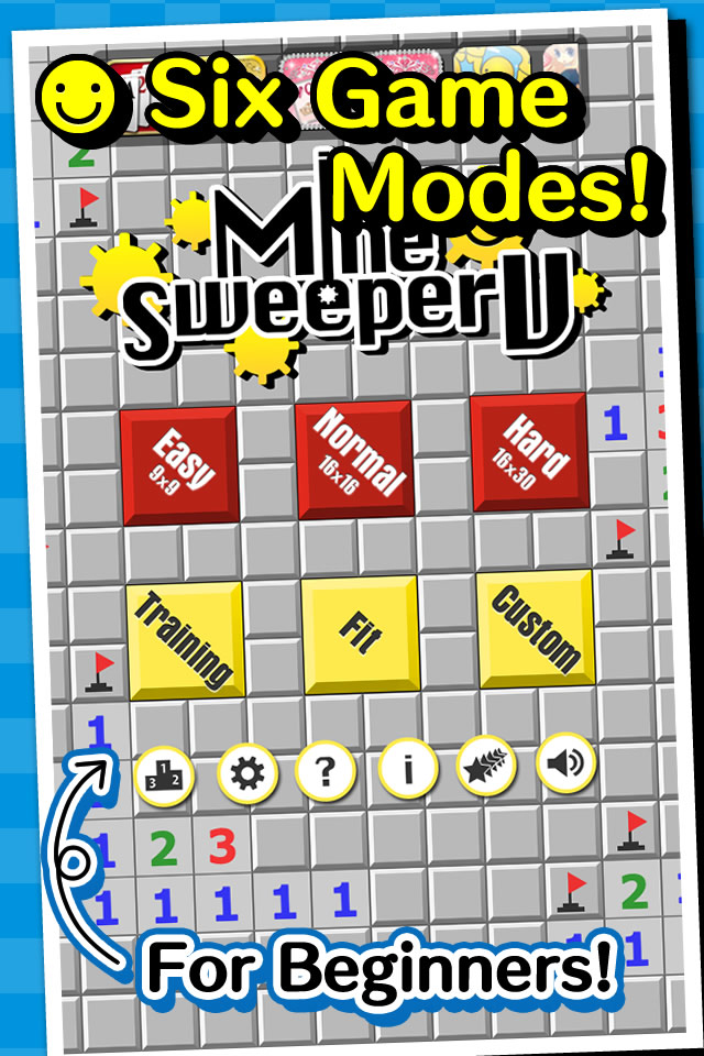 Screenshot Minesweeper Victory